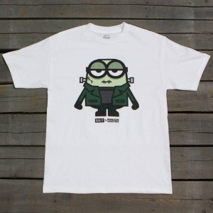 BAIT x Minion Monsters Men FrankenBob Tee (white)