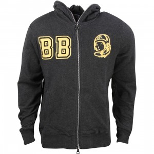 Billionaire Boys Club Men Study Hall Hoody (black / heather)