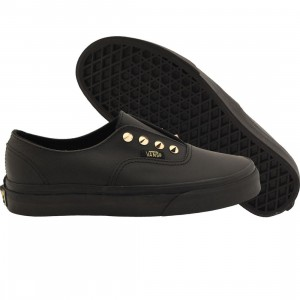 Vans Women Authentic Gore - Studs (black / leather)