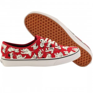 Vans x Disney Authentic - Dalmations (red)