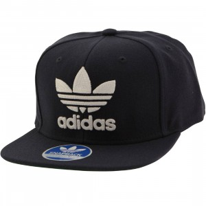Adidas Originals Thrasher Chain Snapback (navy / collegiate navy)