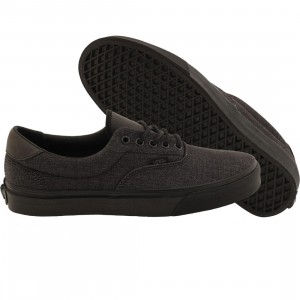 Vans Men Era 59 - Denim (black)