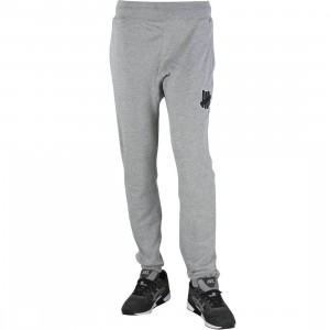 Undefeated Men 5 Strike Spring 2016 Sweatpants (gray / heather)