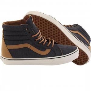 Vans Men Sk8-Hi Reissue - Denim (navy)