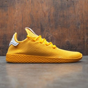 Adidas x Pharrell Williams Men Tennis Hu (yellow / collegiate gold / footwear white)