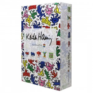 Medicom Mini VCD Keith Haring Figure - 1 Blind Case (15 Blind Boxes)