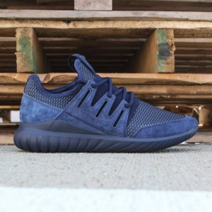 Adidas Men Tubular Radial (navy / collegiate navy / night marine)