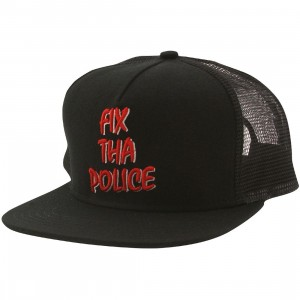 Lazy Oaf Fix Tha Police Cap (black)