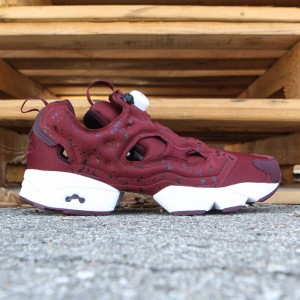 Reebok Men InstaPump Fury SP (burgundy / merlot / dark red / white)