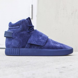 Adidas Men Tubular Invader Strap (navy / dark blue / footwear white)