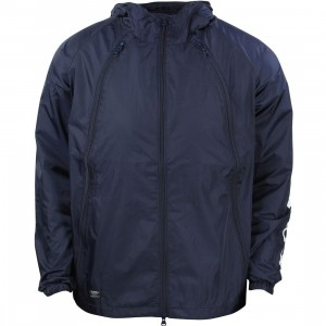 10 Deep Men Triple Zip Shell Jacket (navy)