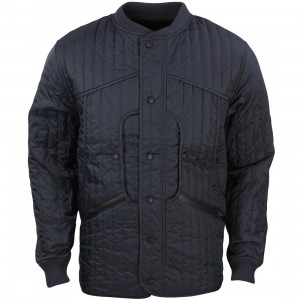 10 Deep Men Huntsman Quilted Jacket (navy)