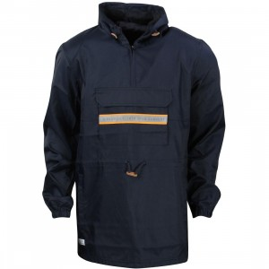 10 Deep Men Fishtail Slicker Jacket (navy)