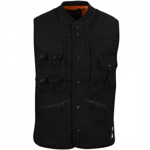10 Deep Men Tactical Vest (black)