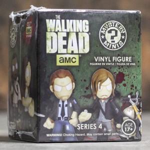 Funko Walking Dead Mystery Minis Vinyl Figure Series 4 - 1 Blind Box