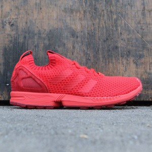 Adidas Men ZX Flux Primeknit (red)