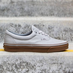 Vans Men Era - Canvas (gray / drizzle / gum)