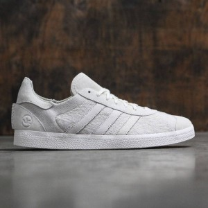Adidas Consortium x Wings And Horns Men Gazelle Primeknit (white / off white)