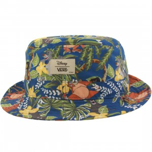 Vans x Disney Undertone Bucket Hat (green / jungle)