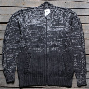 Adidas Consortium x Wings And Horns Men Ombre Tracktop Jacket (gray / charcoal)