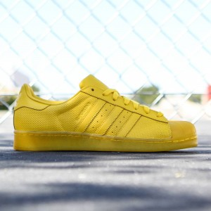 Adidas Men Superstar Adicolor (yellow / eqtyel)