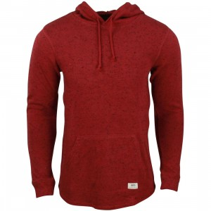 Vans Men Cowel Hoody (red / bordeaux)