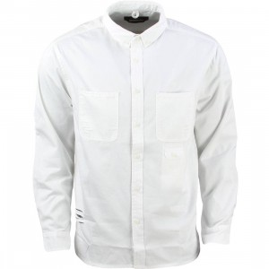 10 Deep Men Destructo Shirt (white / off white)