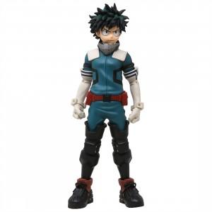 Banpresto My Hero Academia Grandista Izuku Midoriya Figure (teal)