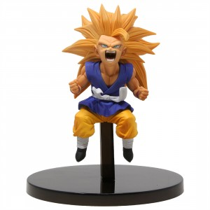 Banpresto Dragon Ball Super Goku Fes!! Vol 10 - Super Saian 3 Goku GT Figure (yellow)