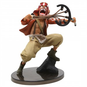 Banpresto One Piece Banpresto World Figure Colosseum 2 Vol.7 Usopp Figure (orange)