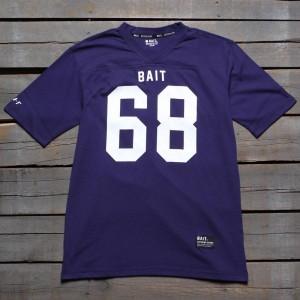 BAIT Men 68 Football Tee (dark blue)