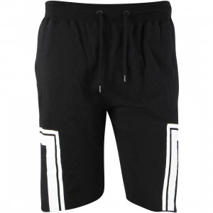 10 Deep Dashiki Sweatshorts (black)
