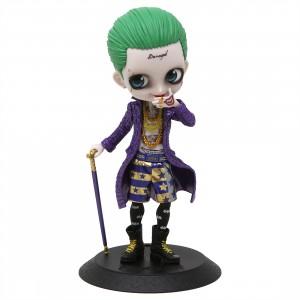 Banpresto Q Posket Suicide Squad Joker Figure - Ver B (purple)