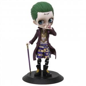 Banpresto Q Posket Suicide Squad Joker Figure - Ver A (purple)