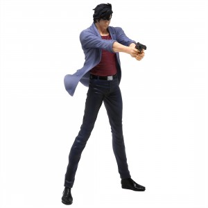 Banpresto City Hunter Creator x Creator Ryo Saeba - Special Color Version (blue)