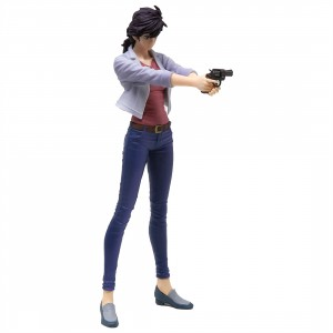 Banpresto City Hunter Creator x Creator Kaori Makimura Figure - Special Color Version (pink)