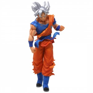 Bandai Ichiban Kuji Dragon Ball Heroes Son Goku Ultra Instinct Figure (orange)