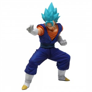 Bandai Ichiban Kuji Dragon Ball Heroes Vegito Super Saiyan God SS Figure (blue)