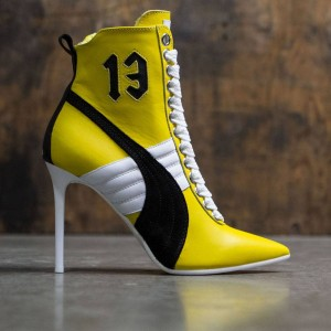 Puma x Fenty By Rihanna Women Sneaker Heels (yellow)