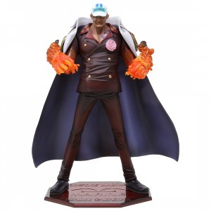 MegaHouse One Piece Portrait of Pirates Neo-DX Sakazuki Figure (brown)
