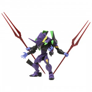Bandai NXEDGE Style Evangelion 3.0 EVA Unit Eva-13 Figure (purple)