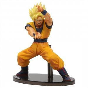 Banpresto Dragon Ball Super Chosenshi Retsuden Vol. 1 Super Saiyan Goku Figure (orange)