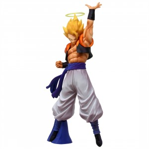 Banpresto Dragon Ball Legends Collab Gogeta Figure (tan)