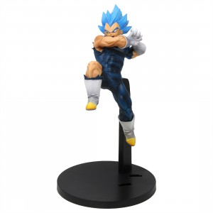 Banpresto Dragon Ball Super Tag Fighters Vegeta Figure (black)