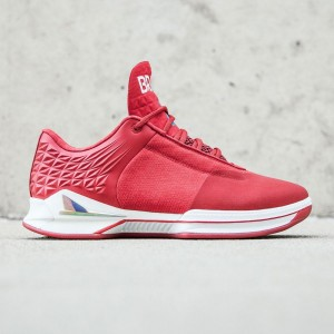 Brandblack Men J Crossover 2 Low (red / white)