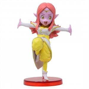 Banpresto Super Dragon Ball Heroes World Collectable Figure Vol. 7 - 35 Supreme Kai Of Time (pink)