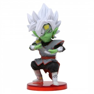 Banpresto Super Dragon Ball Heroes World Collectable Figure Vol. 7 - 33 Zamas (green)