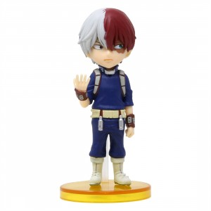 Banpresto My Hero Academia World Collectable Figure Vol. 2 - 07 Shoto Todoroki (blue)