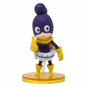 Banpresto My Hero Academia World Collectable Figure Vol. 1 - 06 Minoru Mineta (purple)