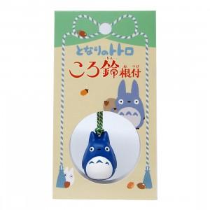 Studio Ghibli Ensky My Neighbor Totoro Blue Totoro Bell Keychain (blue)